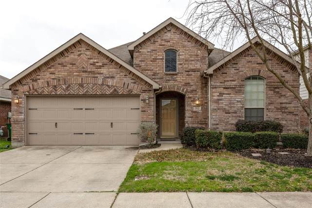 283 Plum Tree Drive, Fate, TX 75087 (MLS #14287478) :: All Cities Realty