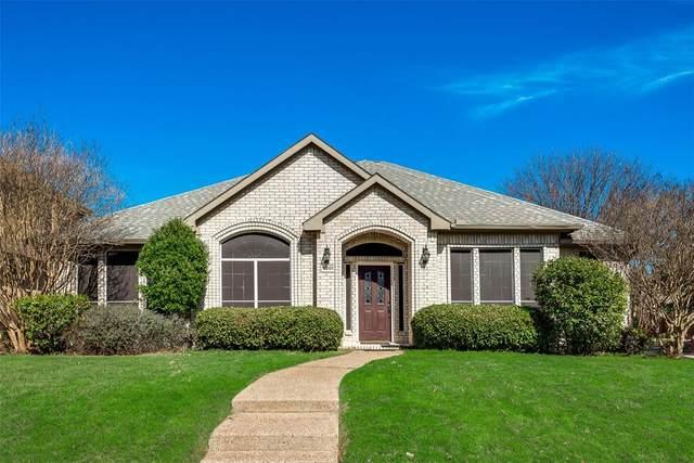 2201 Compton Drive, Plano, TX 75025 (MLS #14287487) :: Real Estate By Design