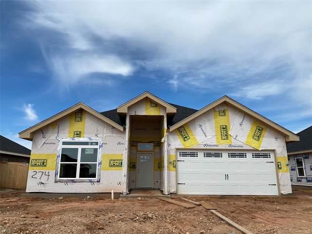 274 Marti's Way, Abilene, TX 79602 (MLS #14287496) :: Robbins Real Estate Group