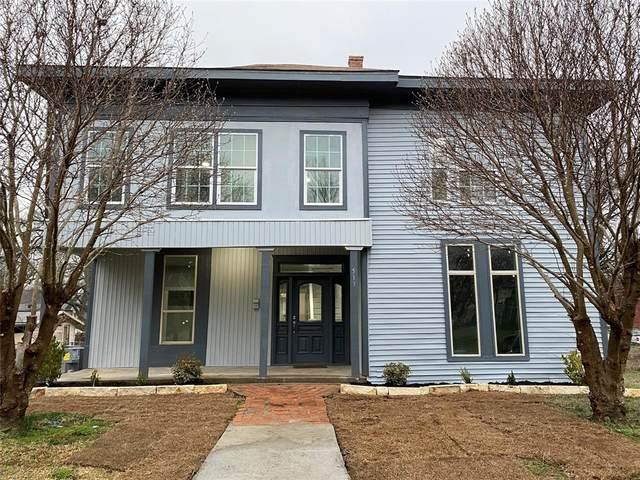 513 N Fannin Avenue, Denison, TX 75020 (MLS #14287508) :: The Good Home Team