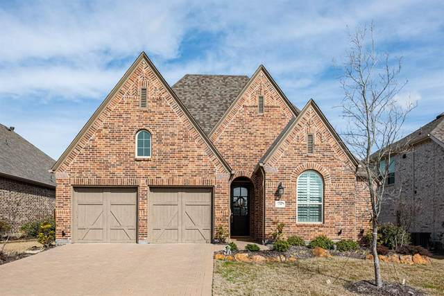 1700 Pebblebrook Lane, Prosper, TX 75078 (MLS #14287528) :: RE/MAX Pinnacle Group REALTORS