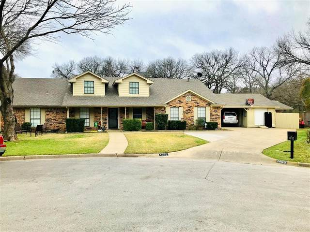 1092 Palm Court, Mansfield, TX 76063 (MLS #14287569) :: The Mitchell Group
