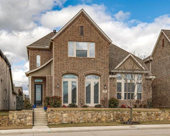 1102 Ferndale Drive, Allen, TX 75013 (MLS #14287576) :: The Kimberly Davis Group