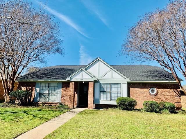 217 Stillmeadow Drive, Garland, TX 75040 (MLS #14287579) :: Hargrove Realty Group