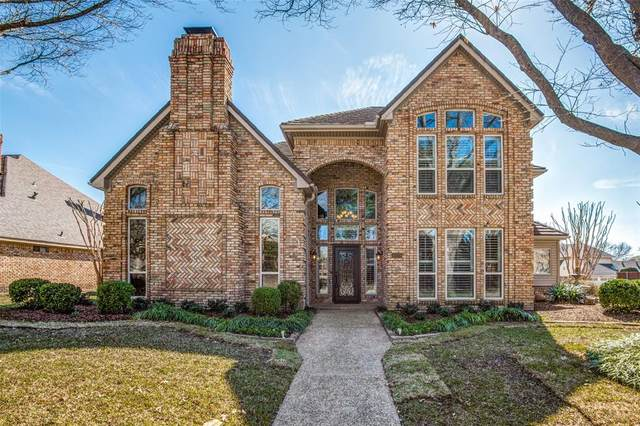 4108 Nasmyth Drive, Plano, TX 75093 (MLS #14287599) :: Post Oak Realty