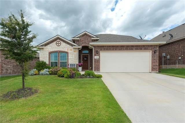 1220 Ashley Drive, Weatherford, TX 76087 (MLS #14287601) :: The Heyl Group at Keller Williams