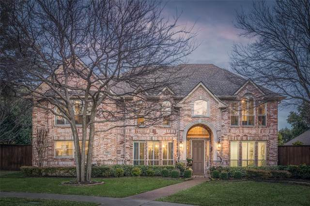 4584 Sundance Drive, Plano, TX 75024 (MLS #14287638) :: Robbins Real Estate Group