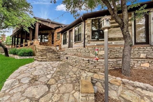 7013 W Hells Gate Drive, Possum Kingdom Lake, TX 76475 (MLS #14287648) :: Frankie Arthur Real Estate