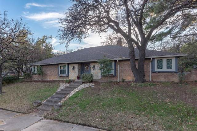 1808 Morrison Drive, Fort Worth, TX 76112 (MLS #14287671) :: The Chad Smith Team
