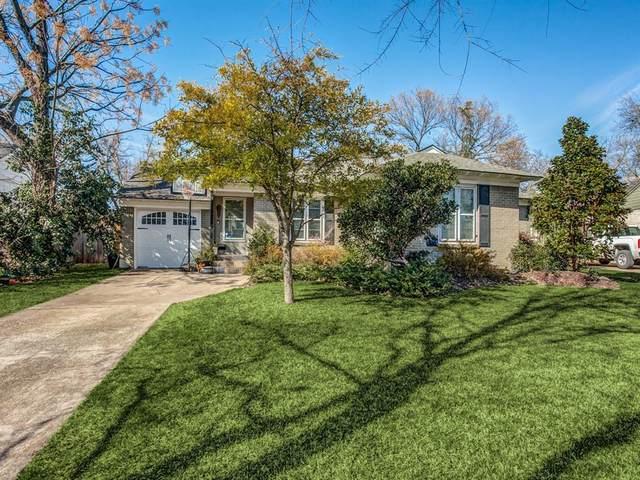4123 Saranac Drive, Dallas, TX 75220 (MLS #14287678) :: HergGroup Dallas-Fort Worth