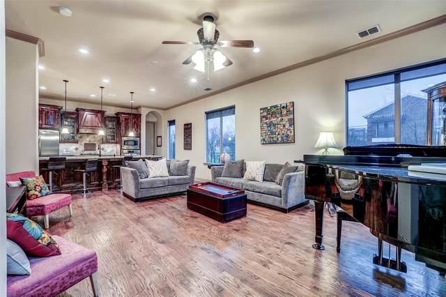 3112 Pavonia Drive, Dallas, TX 75204 (MLS #14287690) :: HergGroup Dallas-Fort Worth