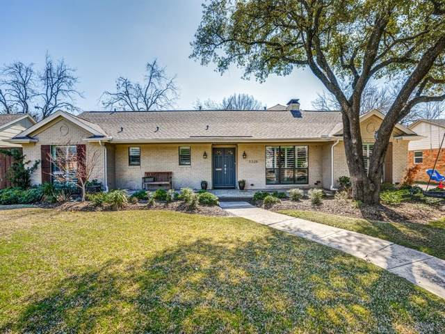 3326 Regent Drive, Dallas, TX 75229 (MLS #14287691) :: Robbins Real Estate Group
