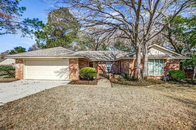 4117 Three Oaks Drive, Arlington, TX 76016 (MLS #14287692) :: The Mitchell Group