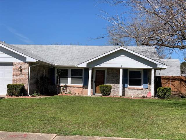 638 Forest Park Place, Grand Prairie, TX 75052 (MLS #14287694) :: The Star Team   JP & Associates Realtors