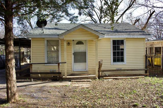 2314 Locust Avenue, Dallas, TX 75216 (MLS #14287718) :: The Mitchell Group