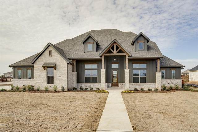 450 Sutherland Crescent, Northlake, TX 76247 (MLS #14287722) :: The Mitchell Group