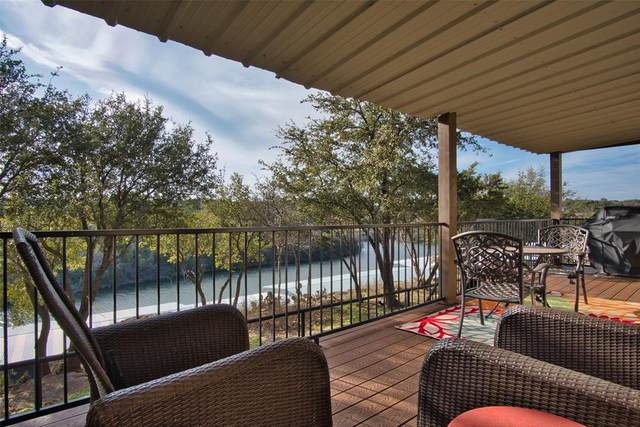 3037 Hells Gate Loop C-104, Possum Kingdom Lake, TX 76475 (MLS #14287725) :: Team Hodnett