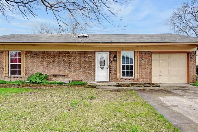304 E Stone Road, Wylie, TX 75098 (MLS #14287756) :: Justin Bassett Realty