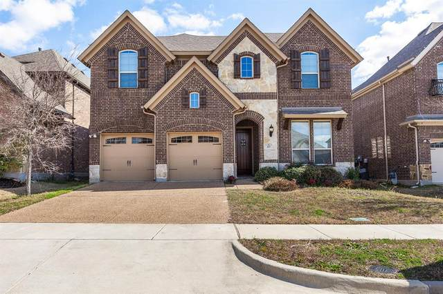 337 Hogue Lane, Wylie, TX 75098 (MLS #14287758) :: The Heyl Group at Keller Williams