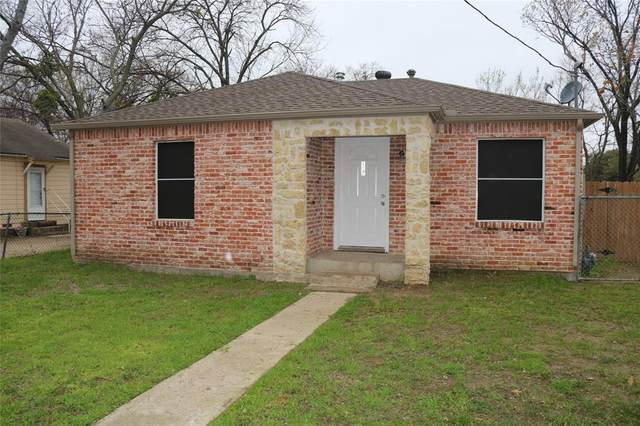 117 Glenmore, Irving, TX 75060 (MLS #14287768) :: All Cities Realty