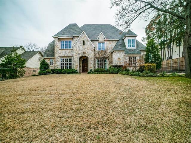 6306 Lafayette Way, Dallas, TX 75230 (MLS #14287770) :: All Cities Realty
