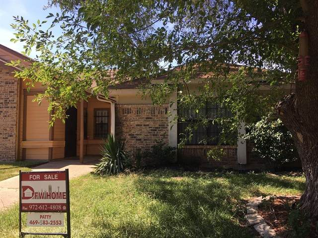 3547 Wilbarger Drive, Dallas, TX 75227 (MLS #14287777) :: All Cities Realty