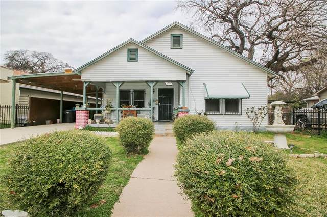 3711 Galvez Avenue, Fort Worth, TX 76111 (MLS #14287780) :: The Chad Smith Team