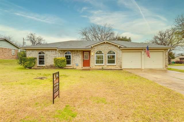 6100 Melody Lane, Watauga, TX 76148 (MLS #14287803) :: Robbins Real Estate Group