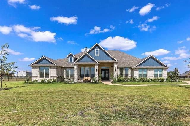 205 Lorene Drive, Van Alstyne, TX 75495 (MLS #14287843) :: The Mitchell Group
