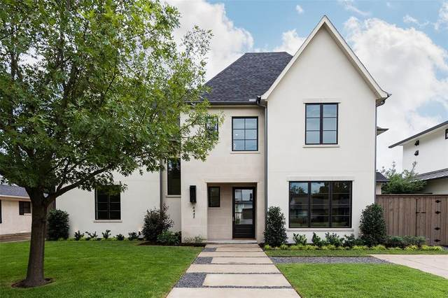 6442 Chevy Chase Avenue, Dallas, TX 75225 (MLS #14287845) :: The Mauelshagen Group