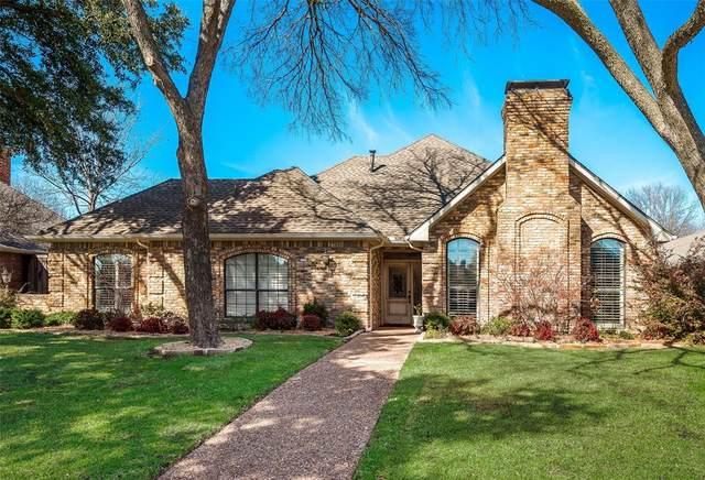 5113 Streamwood Lane, Plano, TX 75093 (MLS #14287847) :: Post Oak Realty