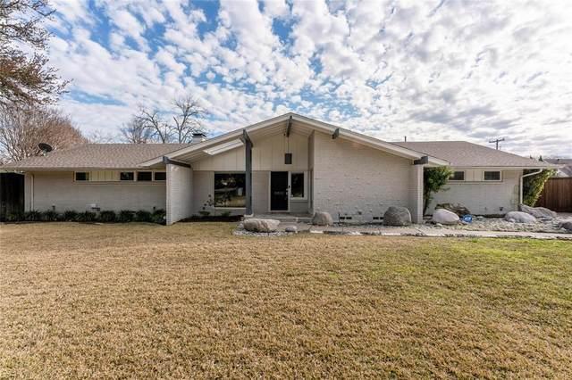 6630 Longfellow Drive, Dallas, TX 75230 (MLS #14287848) :: Robbins Real Estate Group