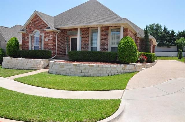4920 Ridge Circle, Benbrook, TX 76126 (MLS #14287854) :: The Good Home Team