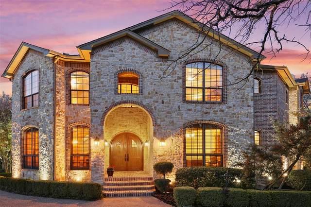 3225 Crescent Drive, Southlake, TX 76092 (MLS #14287881) :: The Heyl Group at Keller Williams