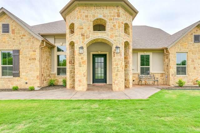 3925 Estancia Way, Fort Worth, TX 76108 (MLS #14287901) :: The Hornburg Real Estate Group