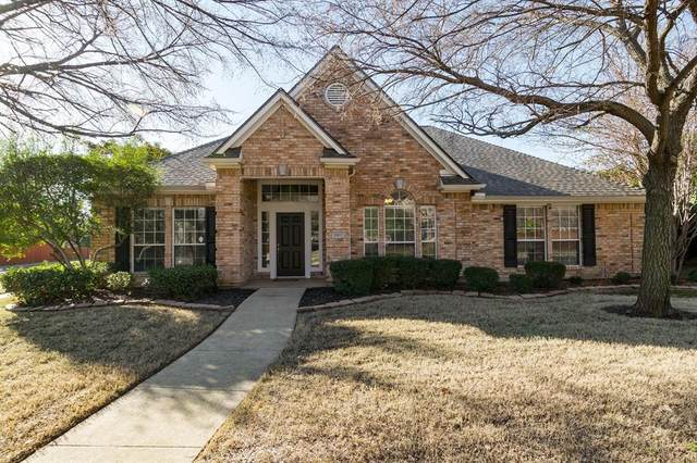 2201 Blue Sage Drive, Flower Mound, TX 75028 (MLS #14287930) :: Post Oak Realty