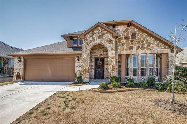 1608 Silver Lane, Aubrey, TX 76227 (MLS #14287951) :: Real Estate By Design