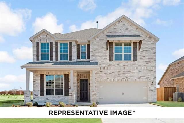 2709 Lakeside Drive, Aubrey, TX 76227 (MLS #14287970) :: Post Oak Realty
