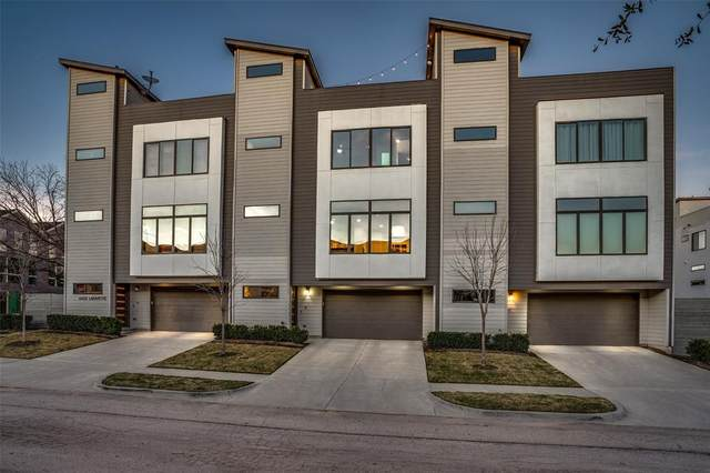 4402 Lafayette Street B, Dallas, TX 75204 (MLS #14287987) :: The Kimberly Davis Group