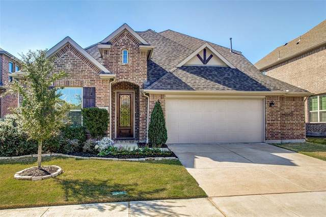 2310 Houston Drive, Melissa, TX 75454 (MLS #14288016) :: All Cities Realty