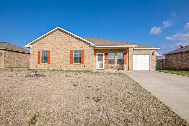 2103 Oliver Street, Greenville, TX 75401 (MLS #14288017) :: Team Tiller