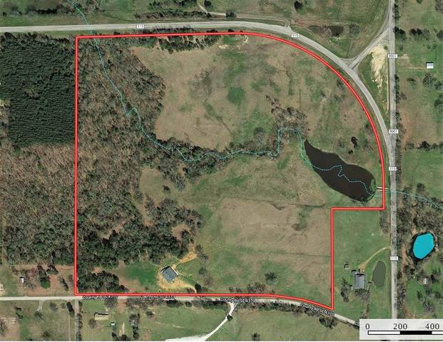 000 County Road 4370, Scroggins, TX 75480 (MLS #14288021) :: The Kimberly Davis Group