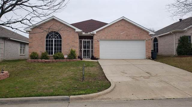 513 Blueberry Hill Lane, Mansfield, TX 76063 (MLS #14288088) :: The Mitchell Group