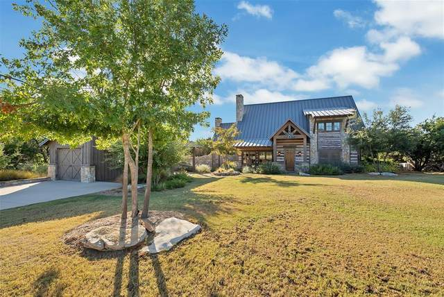 1110 Waterfall Way, Graford, TX 76449 (MLS #14288103) :: The Heyl Group at Keller Williams