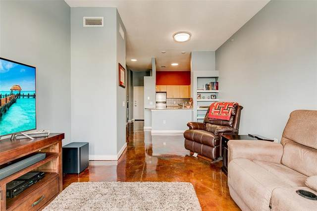 201 W Lancaster Avenue #408, Fort Worth, TX 76102 (MLS #14288164) :: Real Estate By Design