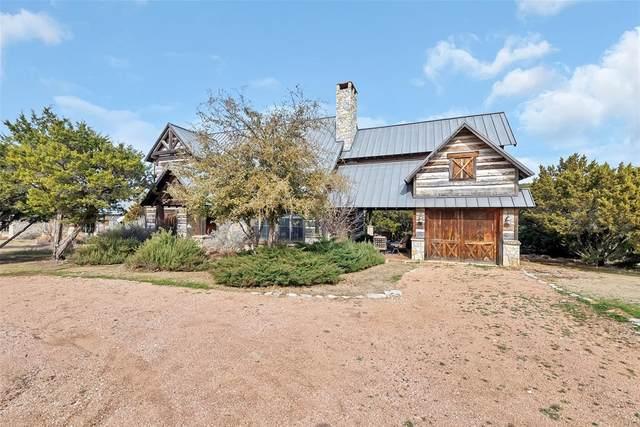 1357 Falls Creek Drive, Graford, TX 76449 (MLS #14288179) :: The Heyl Group at Keller Williams