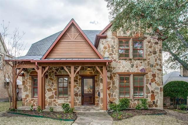 6174 Vickery Boulevard, Dallas, TX 75214 (MLS #14288194) :: The Kimberly Davis Group
