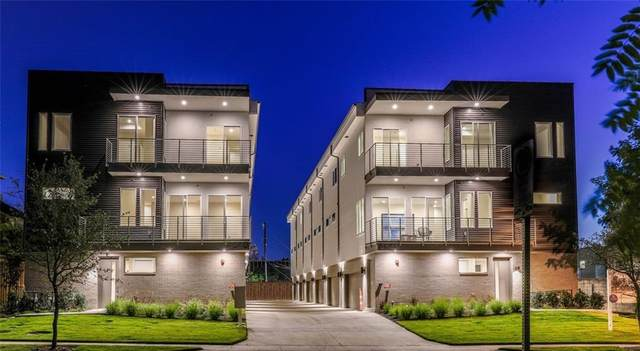 4545 Bowser Avenue #202, Dallas, TX 75219 (MLS #14288199) :: The Kimberly Davis Group