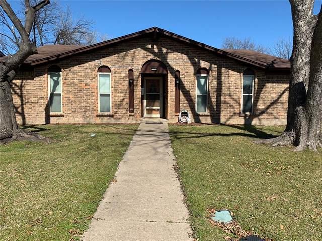 2739 Hollandale Lane, Farmers Branch, TX 75234 (MLS #14288207) :: The Kimberly Davis Group