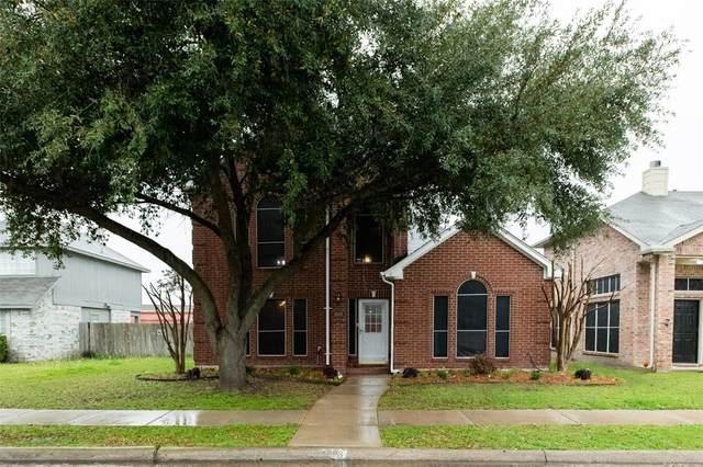 1608 Paintbrush Street, Mesquite, TX 75149 (MLS #14288211) :: The Chad Smith Team
